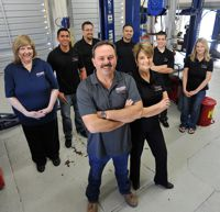 Your Automotive Team!