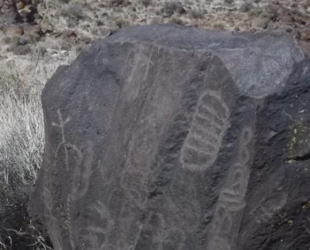 Native Petroglyphs