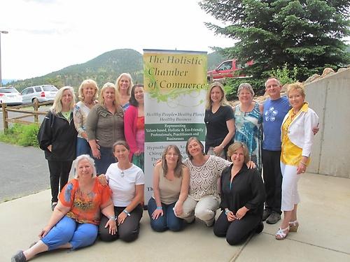 Leadership Retreat in Colorado - Summer 2014