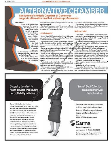 San Antonio Business Journal - 2013