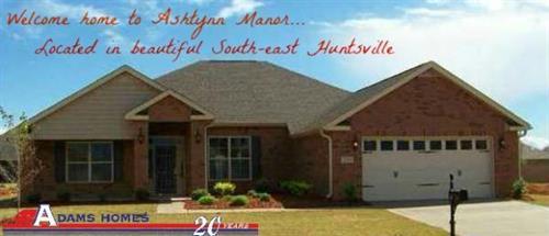 Ashtynn Manor Community | Huntsville, AL 35803 | (256) 880-7463