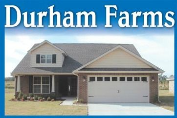 Durham Farms Community | Harvest, AL 35749 | (256) 890-1607
