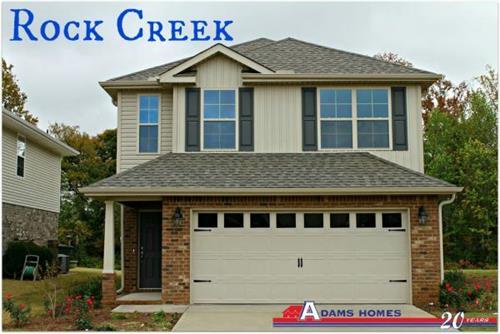 Rock Creek Community | Harvest, AL 35749 | (256) 772-4413