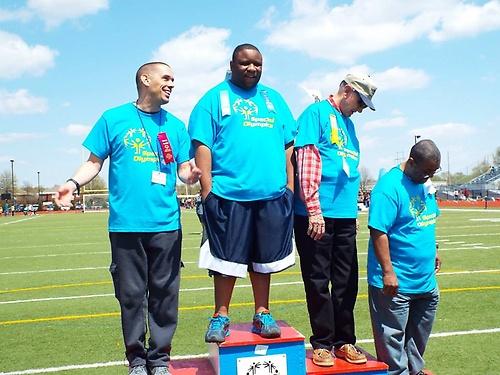 Special Olympics 2013