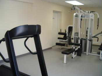 Fitness Center 7/24 @ Charleston Plantation Apt Homes