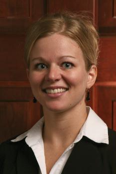 Melissa Kirby, Teller/CSR