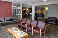 Main Lobby at PeaceHealth Ketchikan Medical Center