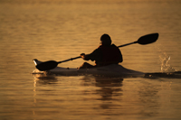 Kayaking is a widely-enjoyed outdoor activity in our waterways.