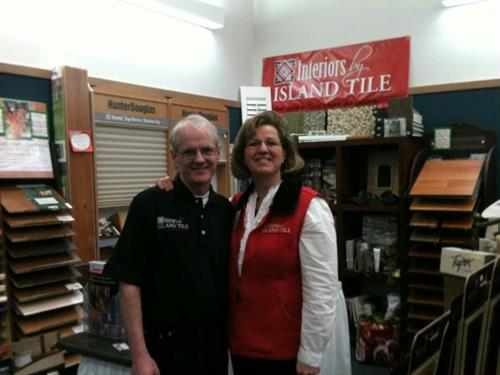 Owners, Mike and Ann McKim