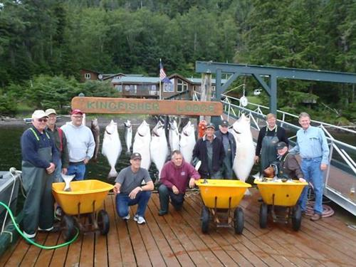 Big Halibut, big fun