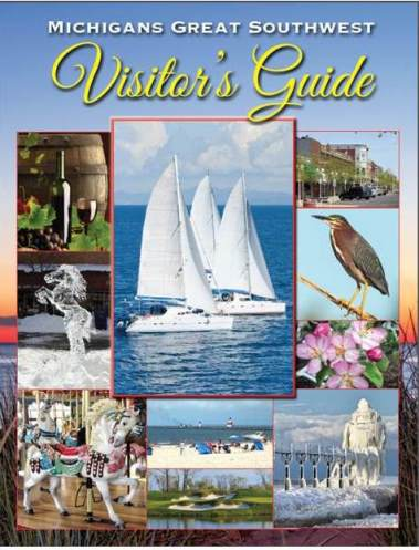 Inclusion in the printed and digital versions of the Visitor's Guide with chamber member directory.