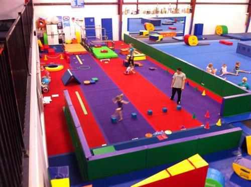 Our Preschool area.