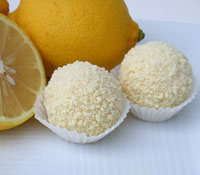 Lemon Drop Truffle