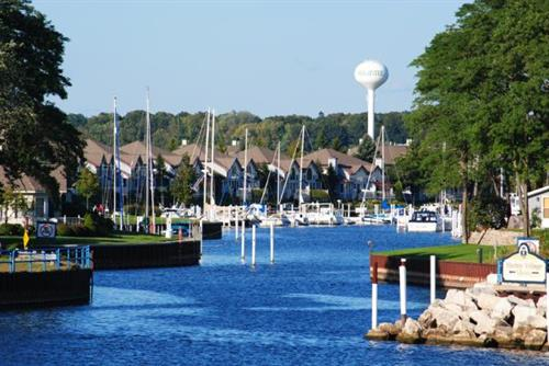 Manistee Michigan - Marina Community Design and Development