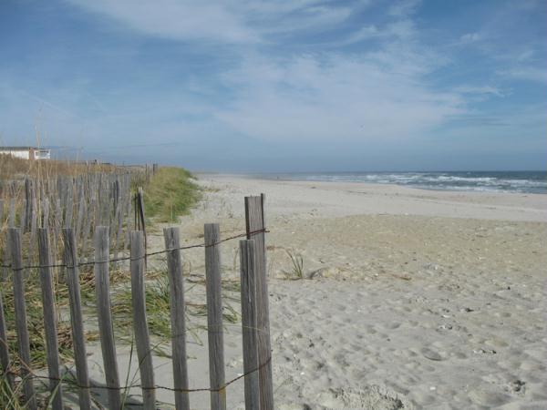 Pawleys Island beach