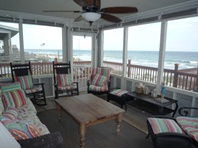 Watch the Ocean from a Shady Porch