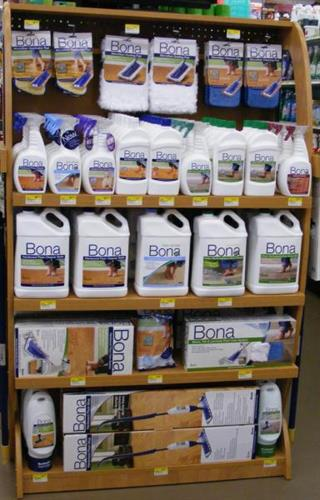 Bona Harwood Floor Cleaner