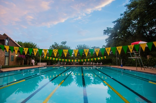 Family Swimming Pool is enjoyed by many during the summer and is also known as the home of the Weston Lakers Swim Team