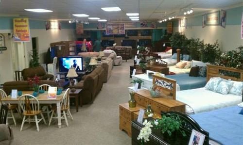 We have a great selection of Bedroom Furniture, Living Room Furniture, Appliances, & Electronics for sale cash and carry or our revolutionary lease ownership where you can own it for less than rent to own!