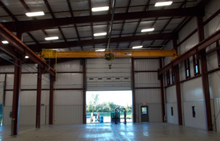 Koester Corporation Overhead bridge crane