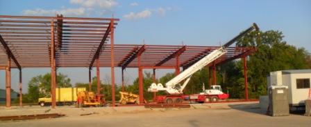 Koester Corporation-building erection
