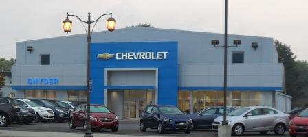 Snyder Chevrolet