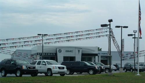 Stykemain, Buick GMC