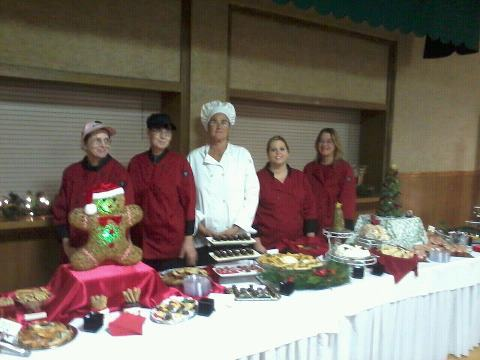 Expressions Catering Crew