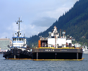 Tug and Barge