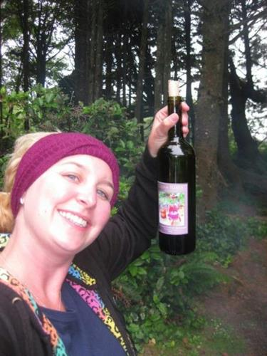 Camping with Cedar River Cellars
