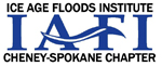 Ice Age Floods Institute, Cheney-Spokane Chapter