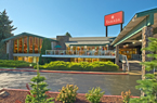 Ramada at Spokane Airport