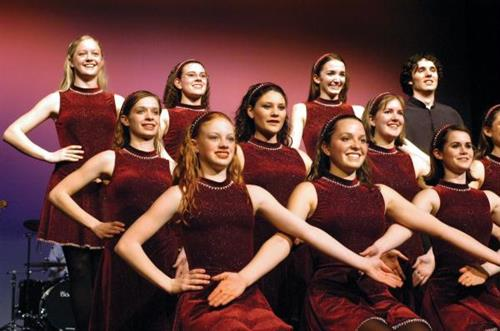 An Dochas and the Haran Irish Dancers - April 7, 3pm at the Beasley Coliseum