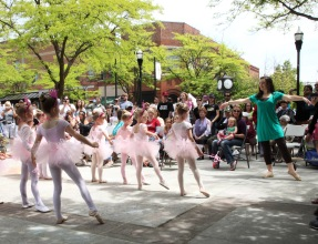 Princess Ballet Workshop