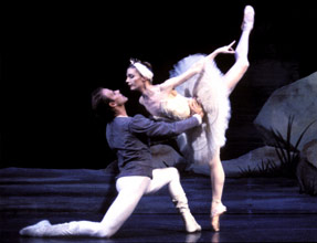 Eugene Ballet's ''Swan Lake'' - March 3, 3pm at the Beasley Coliseum