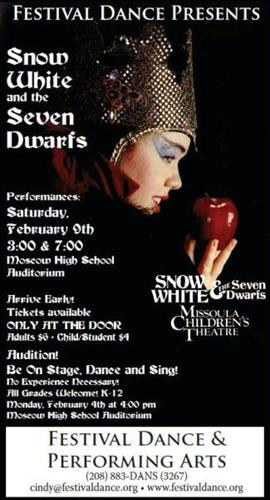 Missoula Children's Theatre's ''Snow White and the Seven Dwarfs''