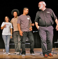 Father Greg Boyle & The Homies at Ojai Playwrights Conference