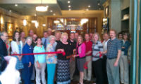 CVB Ribbon Cutting