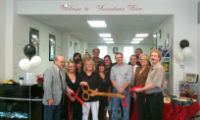 Downtown Diva Ribbon Cutting