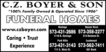 CZ Boyer & Son Funeral Homes