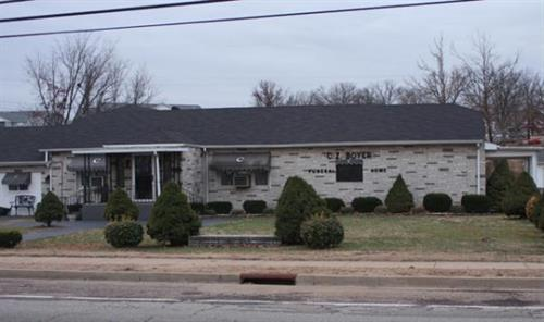 CZ Boyer & Son Funeral Homes' Park Hills Location