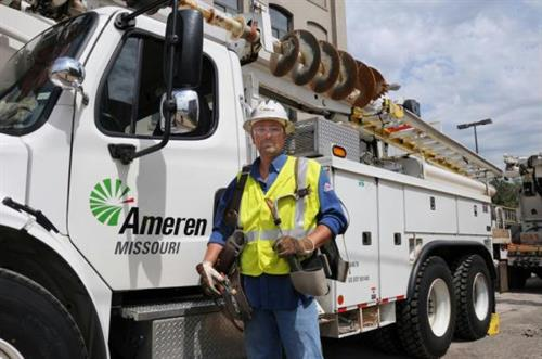 Ameren Missouri Utilities Electric Suppliers Park