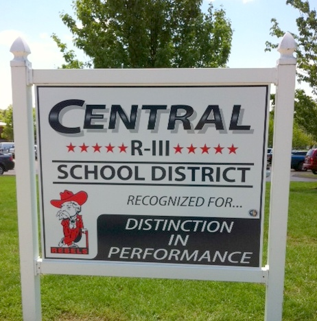 Central R3 Nationally & State Recognized for Academic Excellence
