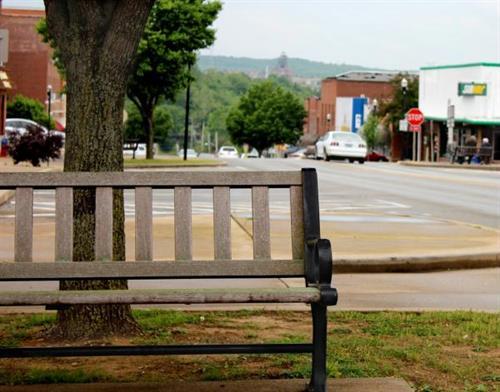 Main Street Downtown Park Hills
