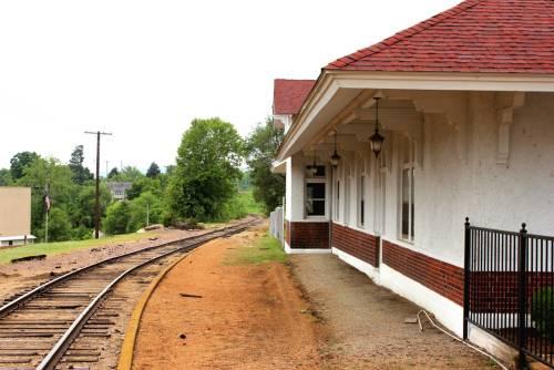Historic Depot Buiding