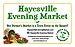 Hayesville Evening Market