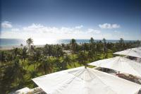 Roof Deck offers sweeping views of the Atlantic Ocean