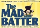 Mad Batter Restaurant at Carroll Villa Hotel