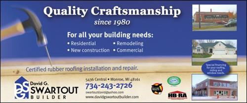 Builder and General Contractor Ad