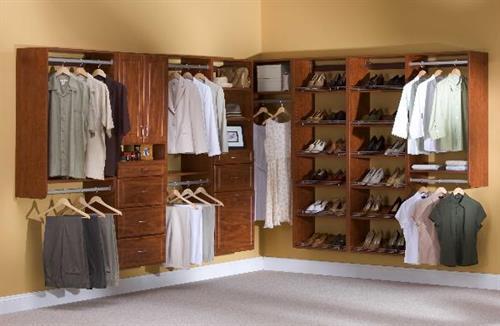 Merveilleux Walk In Closet